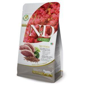 N&D Quinoa Neutered