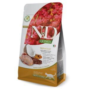 N&D Quinoa Skin & Coat Quail