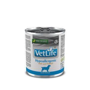 Farmina Vet Life Hypoallergenic Fish & Potato dieta
