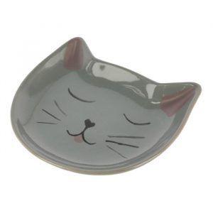 Keramični krožnik za mačke