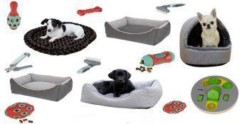 Novi izdelki za pse in mačke za udobno jesen