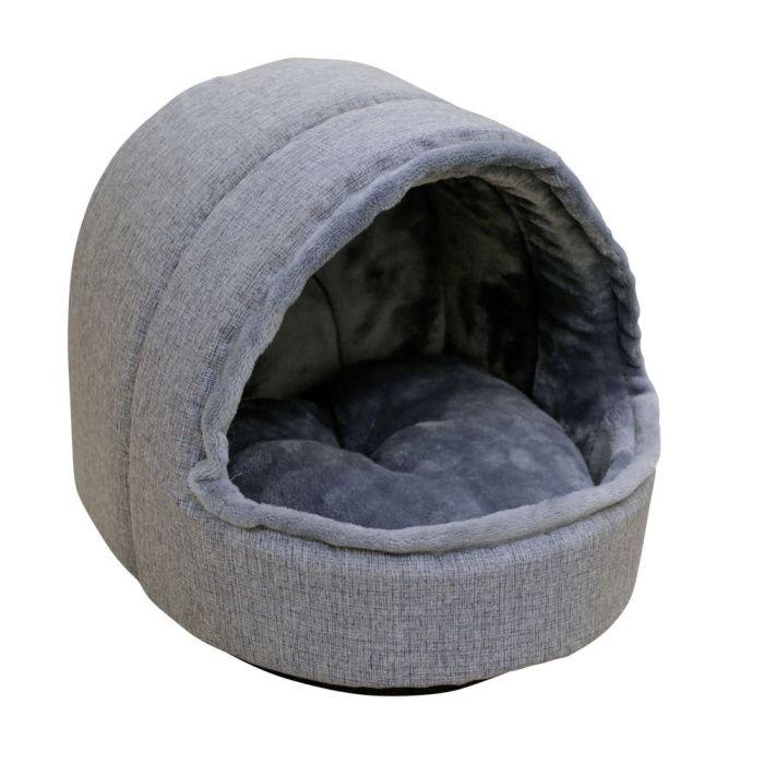 Pokrito ležišče za psa
