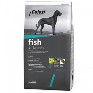 Hrana za pse Golosi premium Fish & Rice 3kg