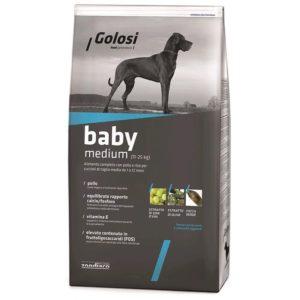 Hrana za pse Golosi premium Baby Medium 2kg