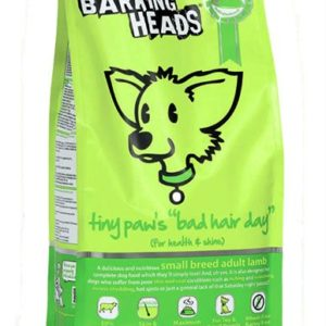 Barking Heads Tiny Paws Bad Hair Day 2kg