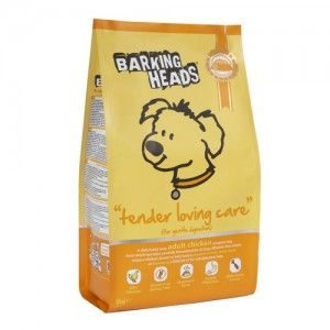 BARKING HEADS TENDER LOVING CARE - PIŠČANEC 2kg