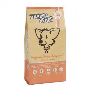 Barking Heads Tiny Paws Tender Loving Care - Piščanec 4kg