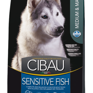 cibau sensitive fish medium maksi