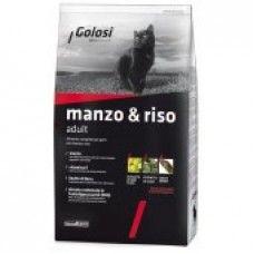Hrana za mačke Golosi premium Manzo & Riso 1,5kg