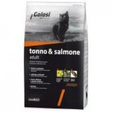 Hrana za mačke Golosi premium Tonno & Salmone 1,5kg