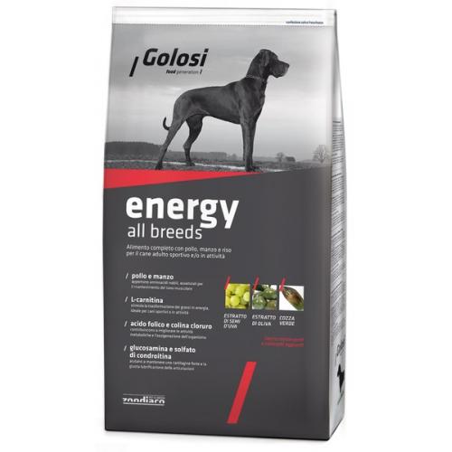 Hrana za pse Golosi Energy