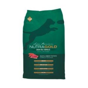 Hrana za pse Nutra Gold Grain Free