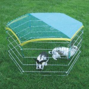 Ograja za glodavce ali pasje mladičke