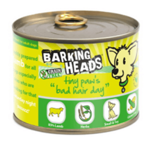 Barking Heads Tiny Paws Bad Hair Day - 200 g